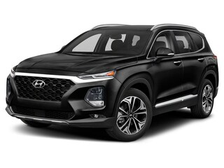 2019 Hyundai Santa Fe Limited 2.0T SUV Twilight Black