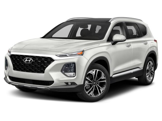 New 2019 Hyundai Santa Fe Limited 2.0T SUV North Aurora