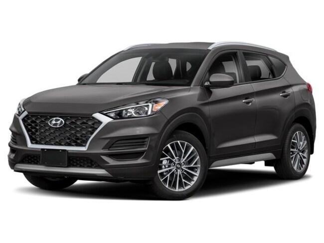 New 2019 Hyundai Tucson SEL SUV in Santa Rosa