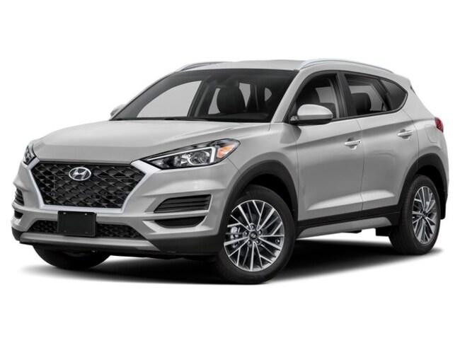 2019 Hyundai Tucson SEL FWD SUV