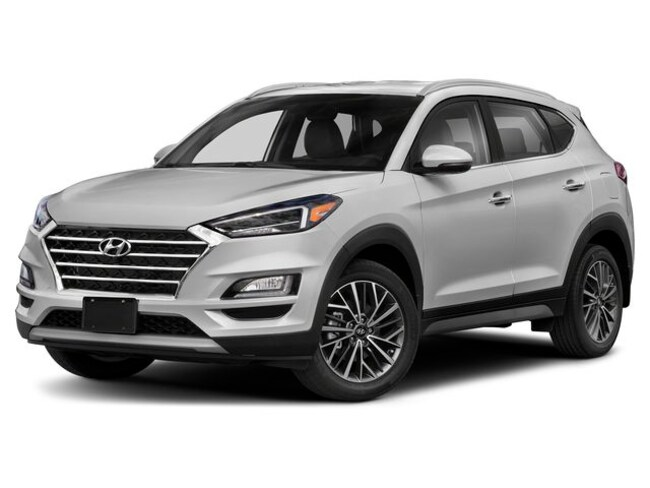 New 2019 Hyundai Tucson Limited SUV for sale in Anaheim