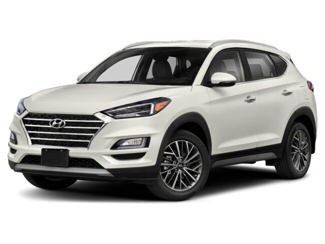 New 2019 Hyundai Tucson Limited SUV for sale in Dublin, CA