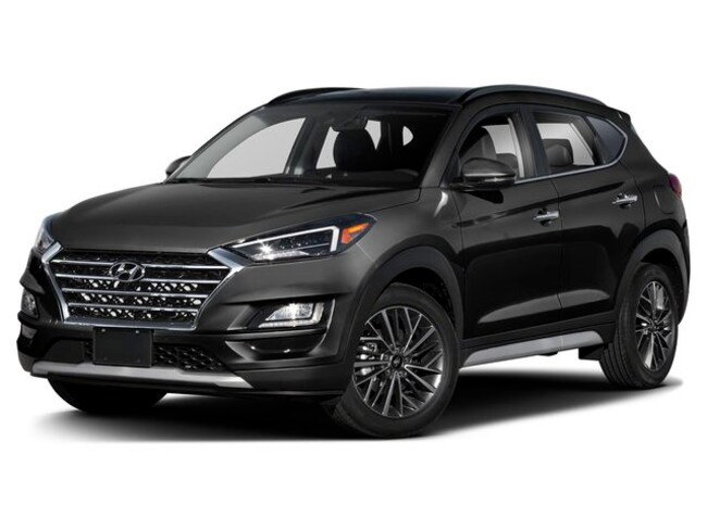 New 2019 Hyundai Tucson Ultimate SUV in Honolulu