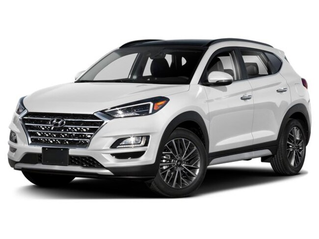 New 2019 Hyundai Tucson Ultimate SUV for sale in McKinney TX