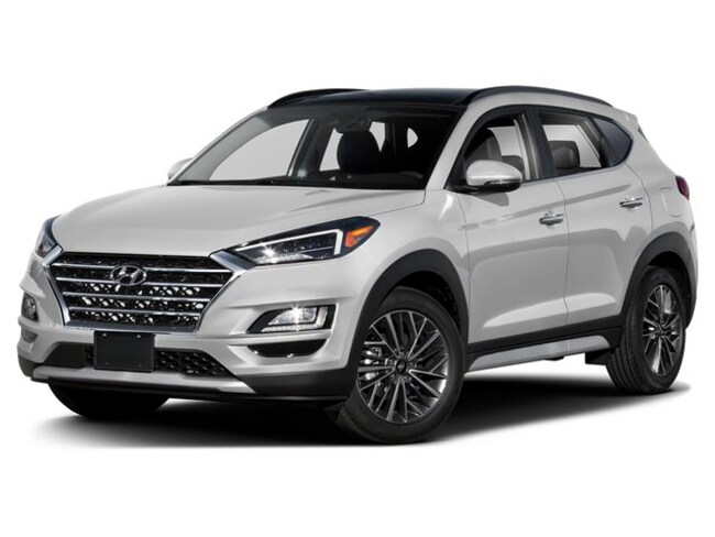 New 2019 Hyundai Tucson Ultimate SUV in Austin, TX