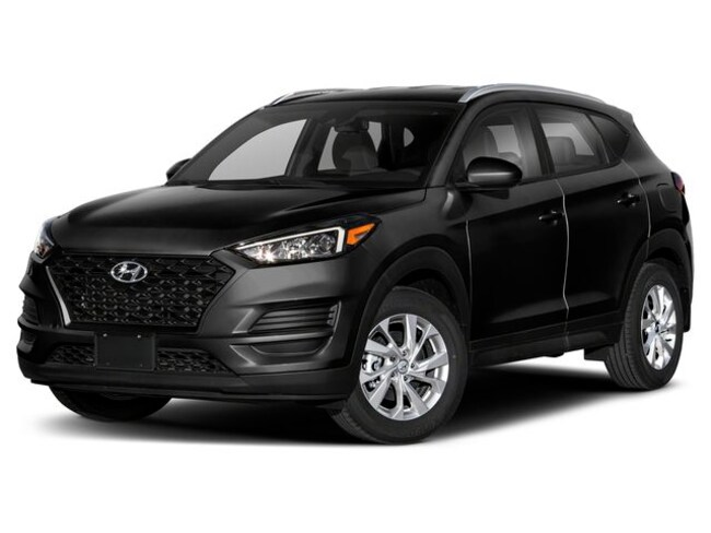 New 2019 Hyundai Tucson Value SUV in Stamford, CT