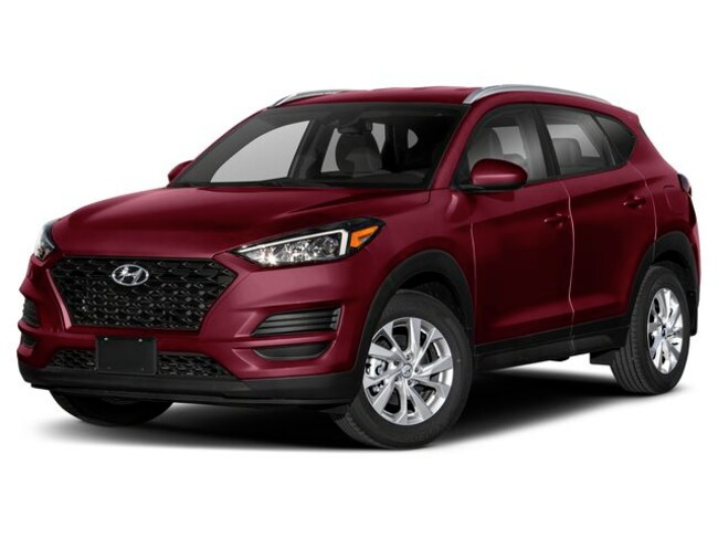 New 2019 Hyundai Tucson Value SUV near Salt Lake City