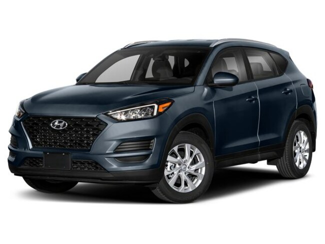New 2019 Hyundai Tucson Value SUV For Sale Near Brooklyn Park
