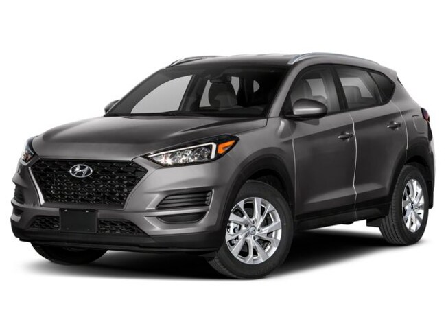 New 2019 Hyundai Tucson Value SUV For Sale Near Brooklyn Park