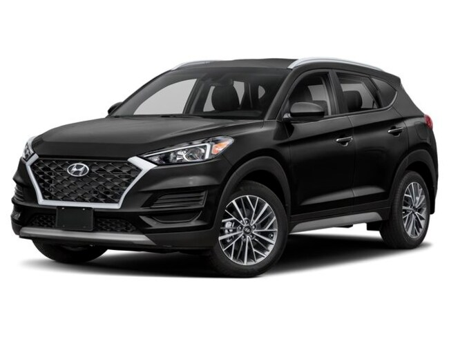 New 2019 Hyundai Tucson SEL SUV North Aurora