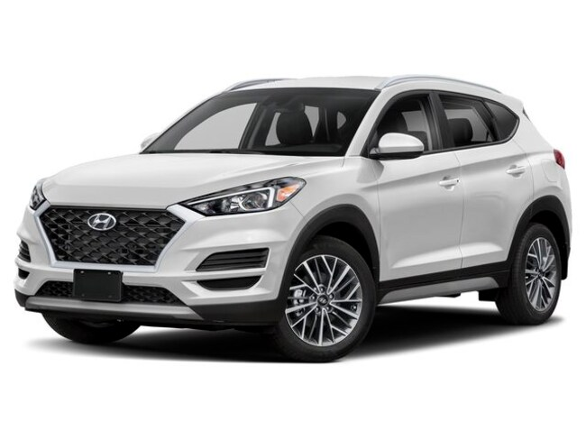 New 2019 Hyundai Tucson SEL SUV Danbury, CT