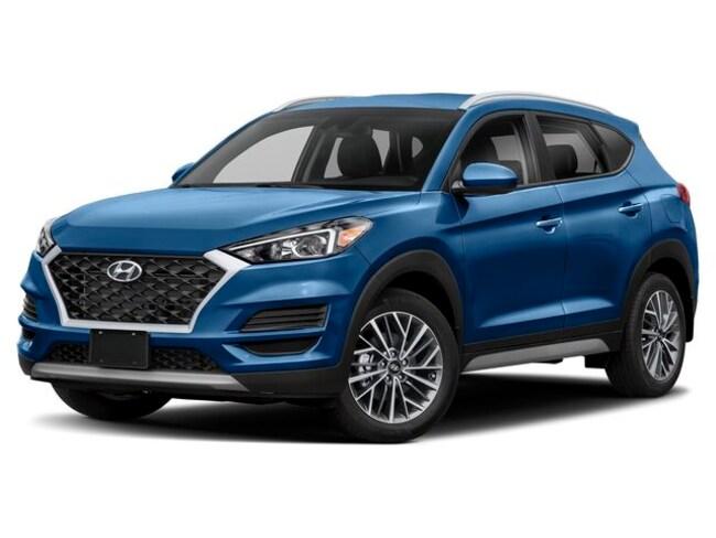 New 2019 Hyundai Tucson SEL AWD SEL  SUV for sale in Raynham, MA.