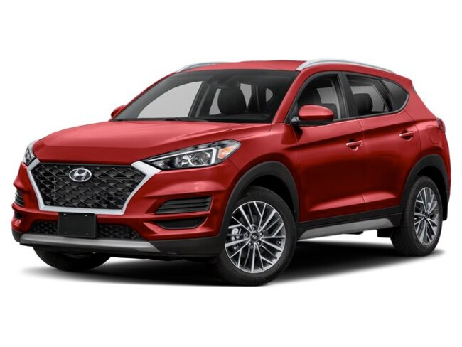 New 2019 Hyundai Tucson SEL SUV for sale in Fort Wayne, Indiana