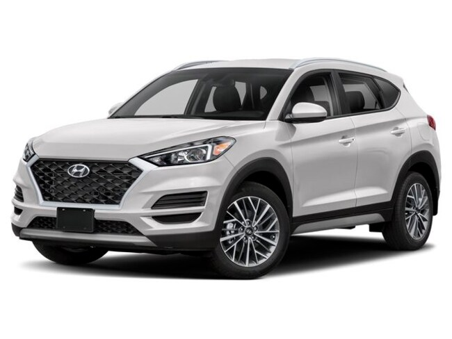 New 2019 Hyundai Tucson SEL SUV near Salt Lake City