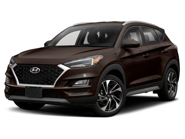 New 2019 Hyundai Tucson Sport SUV in Stamford, CT