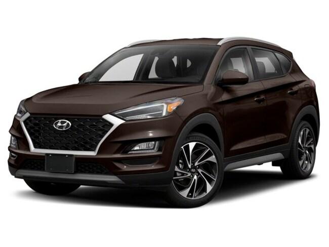New 2019 Hyundai Tucson Sport SUV Danbury, CT