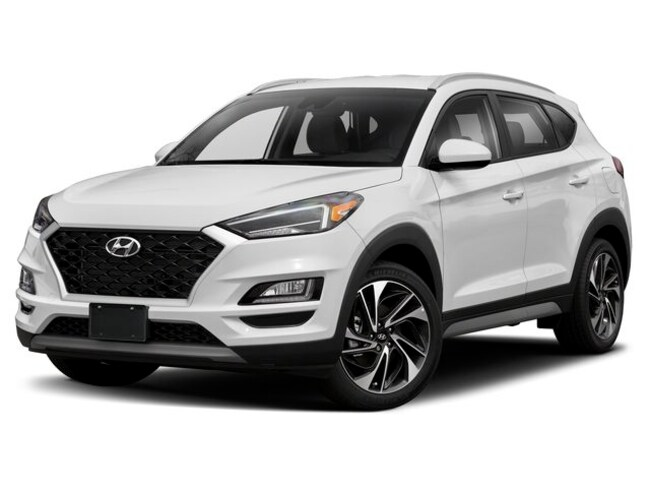 New 2019 Hyundai Tucson Sport SUV For Sale in Langhorne, PA
