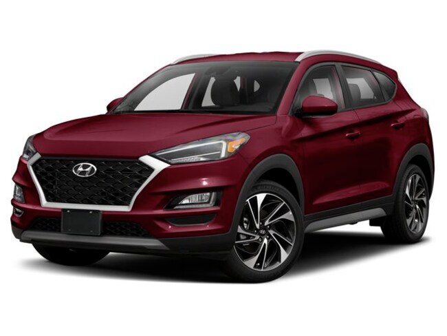 New Hyundai 2019 Hyundai Tucson Sport SUV for sale in Auburn, MA