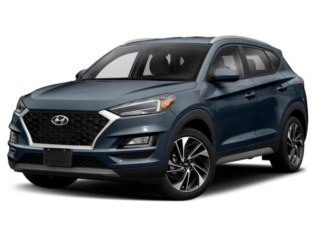 New 2019 Hyundai Tucson Sport SUV For Sale in Fall River, MA