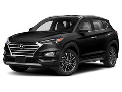 New 2019 Hyundai Tucson Limited SUV KM8J3CALXKU972623 for sale in St Paul, MN at Buerkle Hyundai