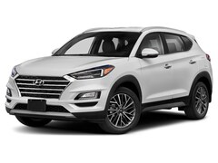 New 2019 Hyundai Tucson Limited SUV KM8J3CALXKU989311 for sale in St Paul, MN at Buerkle Hyundai
