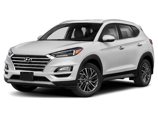 2019 Hyundai Tucson Limited SUV White