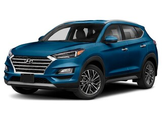 New 2019 Hyundai Tucson Limited SUV For Sale in Anchorage, AK