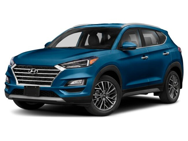 New 2019 Hyundai Tucson Limited SUV For Sale in Fall River, MA
