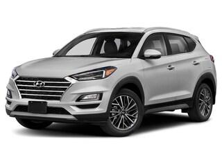 2019 Hyundai Tucson Limited SUV Molten Silver