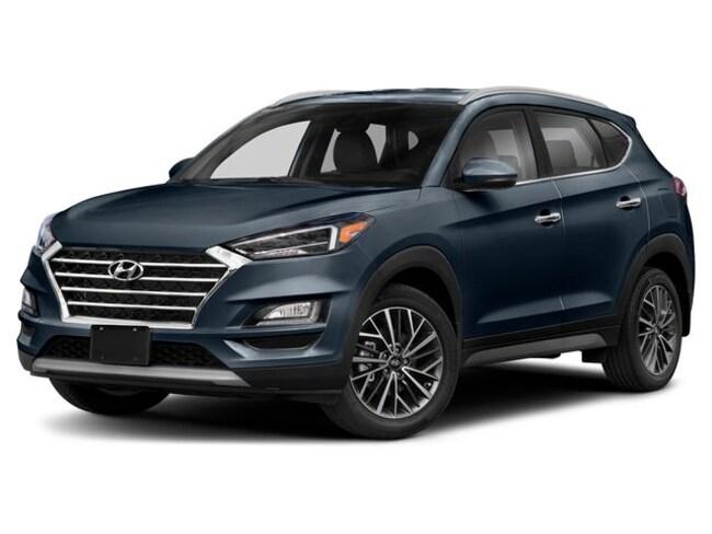 New 2019 Hyundai Tucson Limited SUV Lindon, UT