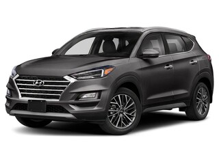 2019 Hyundai Tucson Limited SUV Coliseum Gray