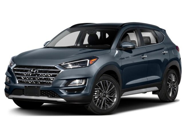 new 2019 Hyundai Tucson Ultimate SUV Idaho Falls