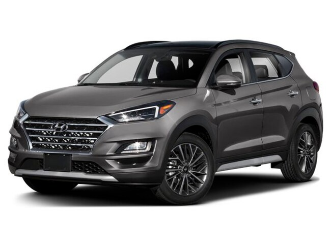New 2019 Hyundai Tucson Ultimate SUV Bloomington