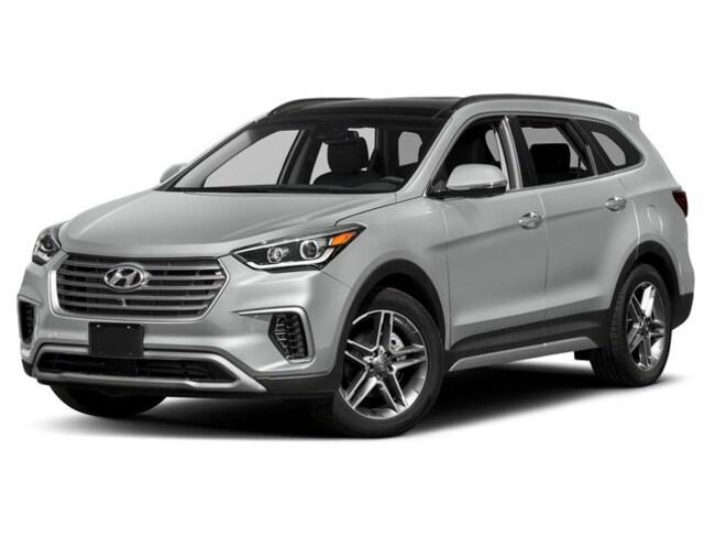 New 2019 Hyundai Santa Fe XL Limited Ultimate SUV in Santa Rosa