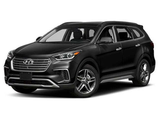 New 2019 Hyundai Santa Fe XL Limited Ultimate SUV in Garden Grove