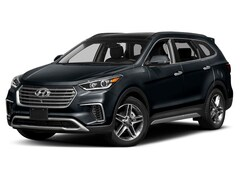 New 2019 Hyundai Santa Fe XL Limited Ultimate FWD SUV in Wentzville, MO