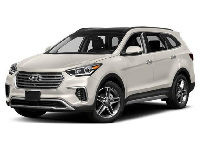 New 2019 Hyundai Santa Fe XL Limited Ultimate SUV Concord, North Carolina