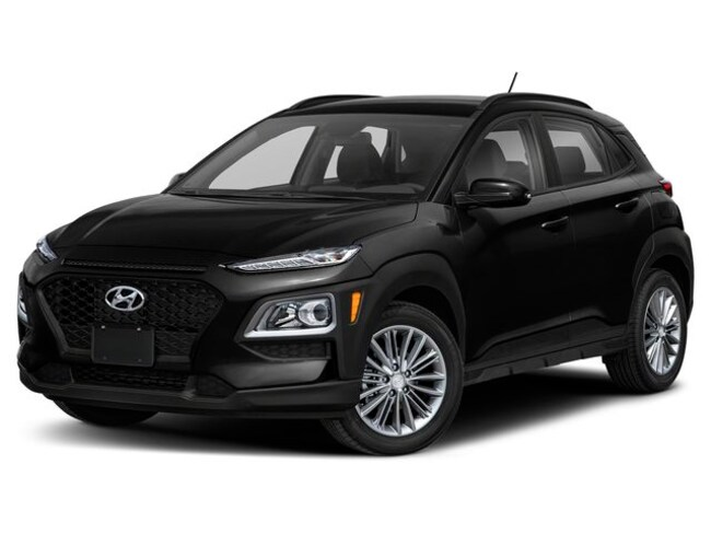 New 2019 Hyundai Kona SEL SUV North Aurora