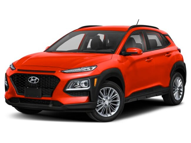 New 2019 Hyundai Kona SEL SUV in St. Louis, MO
