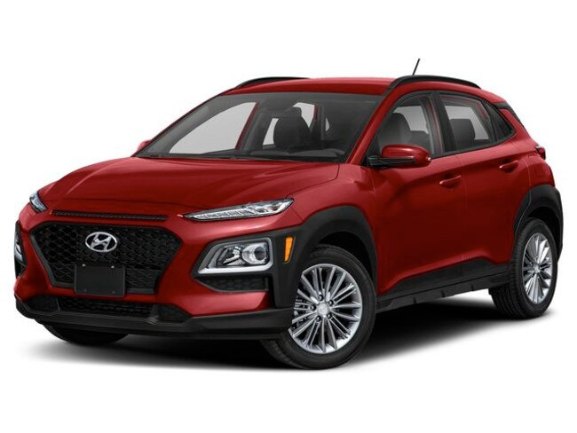 New 2019 Hyundai Kona SEL SUV in Chicago
