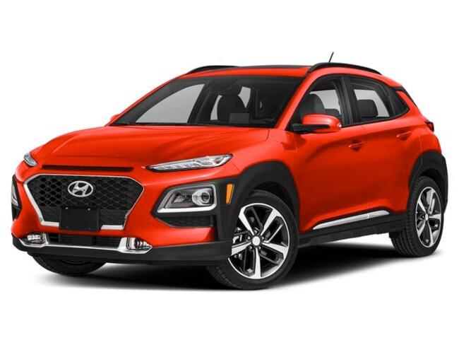 2019 Hyundai Kona Limited Utility