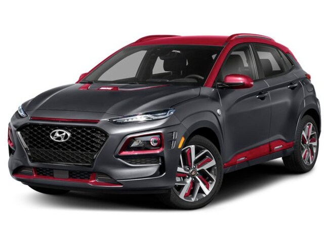 New 2019 Hyundai Kona Iron Man Edition SUV for Sale in Gilroy CA