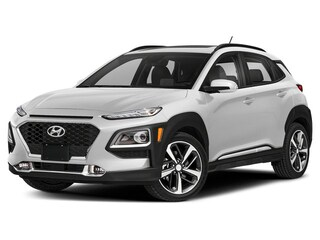 2019 Hyundai Kona Limited SUV Chalk White
