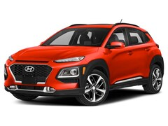 New 2019 Hyundai Kona Limited SUV KM8K3CA58KU266028 for sale in St Paul, MN at Buerkle Hyundai