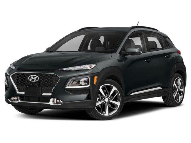 new 2019 Hyundai Kona Limited SUV Idaho Falls