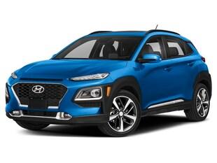 2019 Hyundai Kona 2019 Hyundai Kona Limited 1.6L AWD SUV