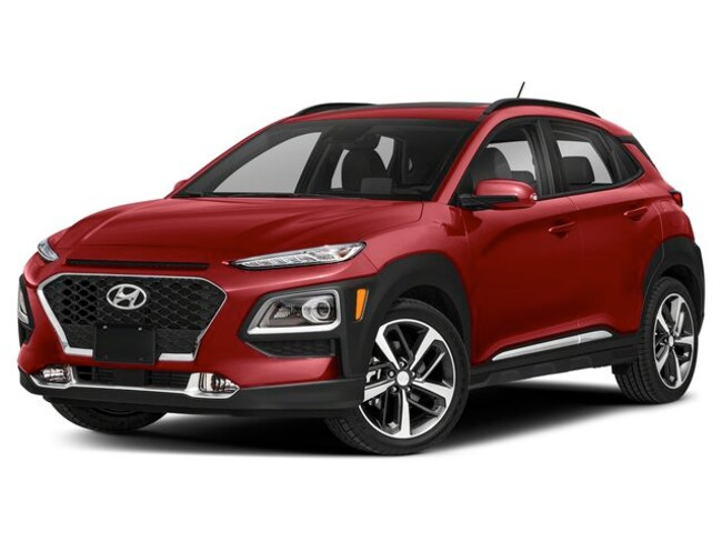 New 2019 Hyundai Kona Ultimate SUV Danbury, CT