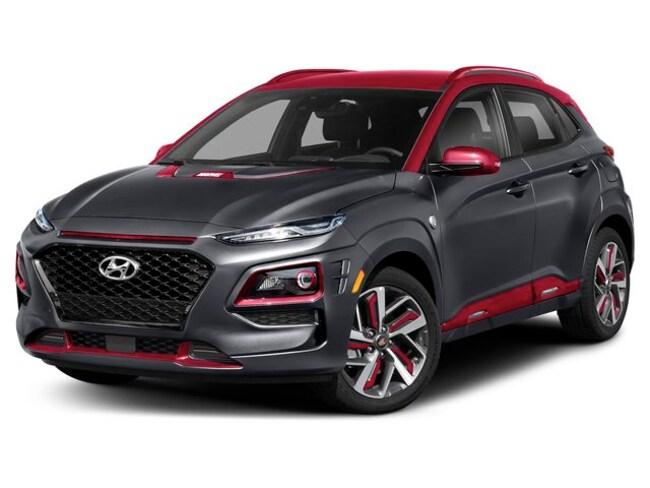 New 2019 Hyundai Kona Iron Man SUV For Sale/Lease Orchard Park, NY