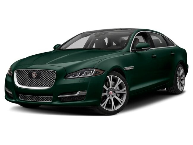 2019 Jaguar XJ XJL Portfolio Sedan
