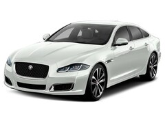 New 2019 Jaguar XJ Supercharged Sedan in Dallas